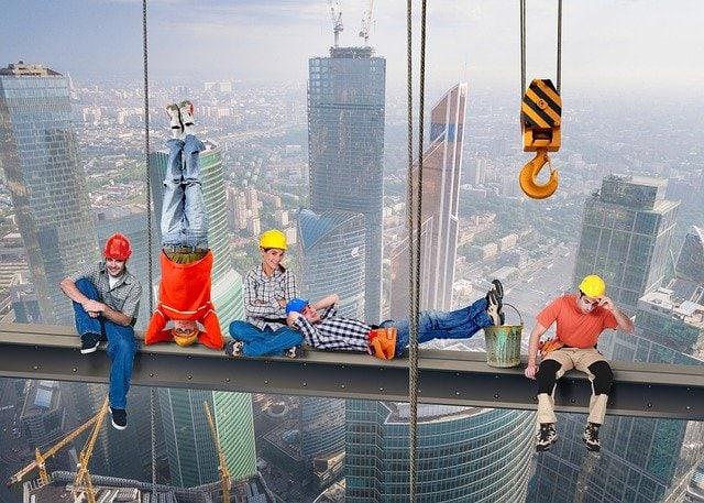 Охрана труда при работе на высоте